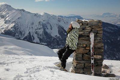 Le ski écolo