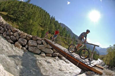 Les Ménuires Val Thorens Mountain Bike