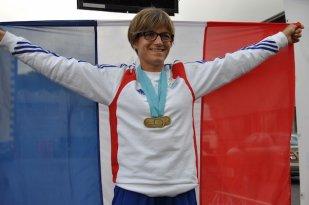 Le 10 juillet Maud Gobert mettait à l'honneur les sports féminins, le Trail et Valloire !