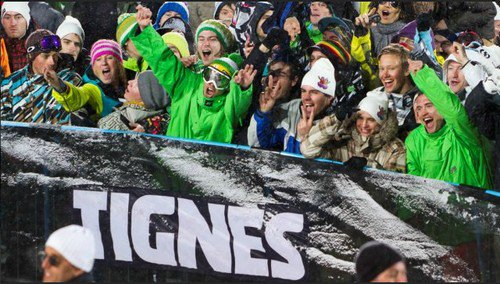 Winter X Games Europe Tignes 2012