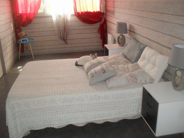decoration chambre papier pient style planche de bois