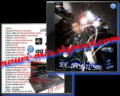 DJ ILYAS LIVE AIN SEFRA ETE 2011 FORT