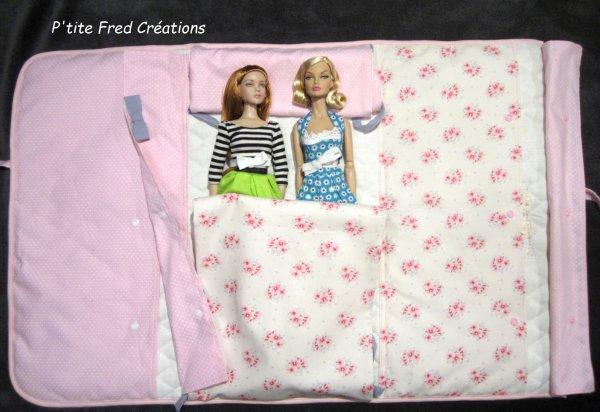 Pochettes ou housse pour poupées la suite