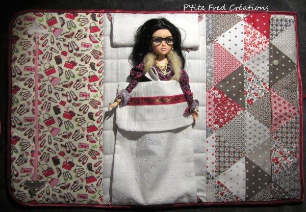 Pochettes ou housses pour poupées suite