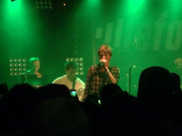 Concert de Naaman !!!