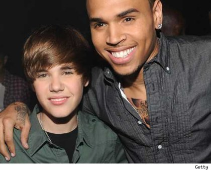 Justin Bieber , un duo avec Chris Brown