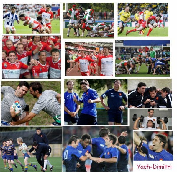 """""""Le Rugby Basque a toujours fais honneur à sa réputation ,ses joueurs on souvent brillés dans de grandes compétitions ,nombreux sont ceux qui on fais la gloire du maillot bleu des sélectons [...]C'est tout un pays qui sourit ,main dans la main à la victoire[...] Et quand j'entend Aguiléra pousser si fort derrière son équipe mon coeur de basque toujours chantera le rouge & blanc du Biarritz Olympique ."""" ♥"""