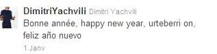 """""""On a tout simplement joué a notre niveau[...]C'est une autre saison qui commence cette fois on ne lâchera rien."""" Dimitri Yachvili ♥"""