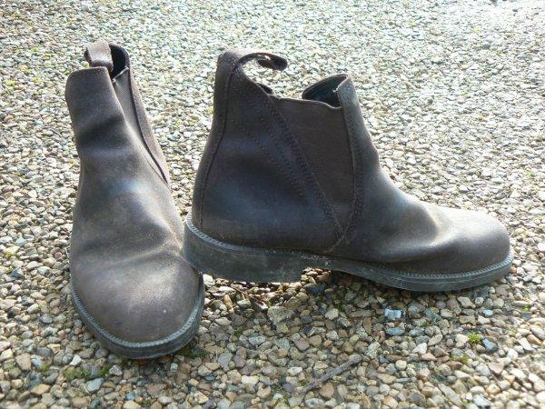 Boots marrons