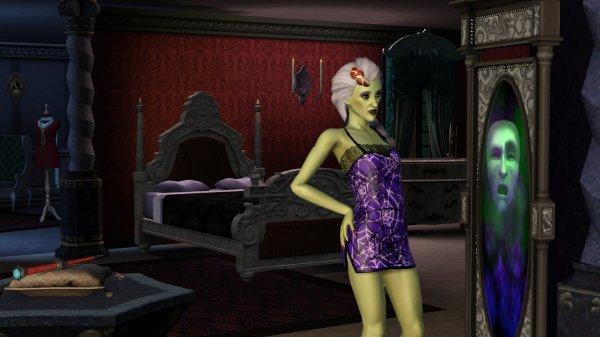 Les Sims 3 Super Pouvoirs Interview De Megan Myers
