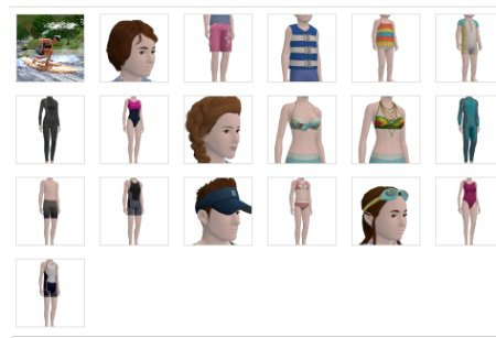 Les Sims 3 Store - Collection Surf & Soleil