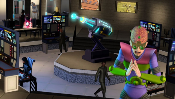 Les Sims 3 Cinéma - Nouvelles images
