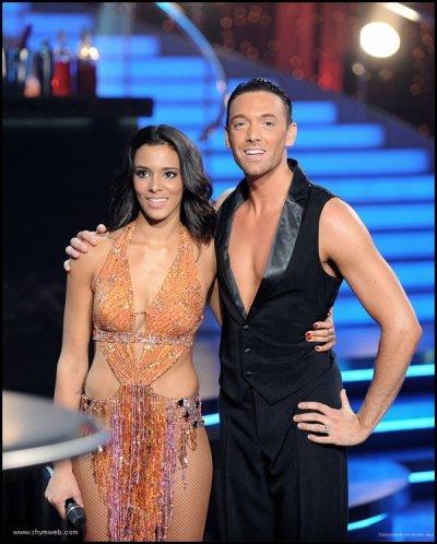 Shy'm et Maxime danse avec les stars 2011