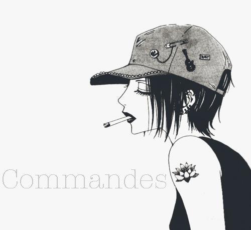 Commandes!!!
