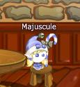 Majuscule