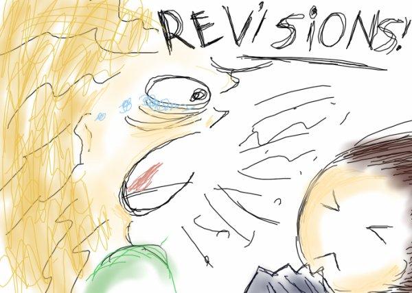 Article #3 - Ce moment où ta mére te fait remarquer que l'année prochaine est la dernière de ta scolarité toute entière où il n'y aura pas d'examen à la fin... NOOOOOOOOOOOON!