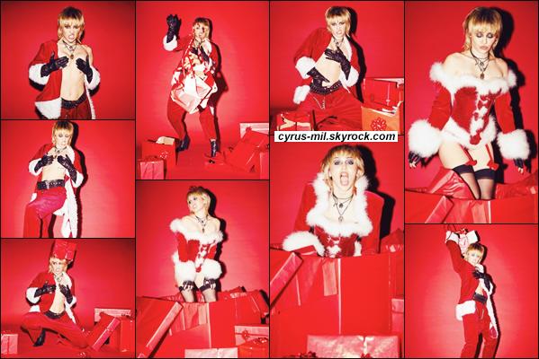 - PHOTOSHOOT ✪ Voici le shooting de Miley C. de Vijat Mohindra de Décembre 2020.  -
