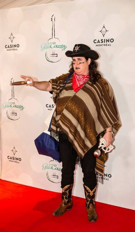 Scandales - Tapis Rouge - Gala Country 2017