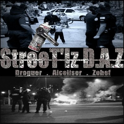 Le Crew Street'Iz D.A.Z !!!