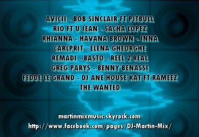 ~~~~Martin Mix Music The House Mix 2012~~~~