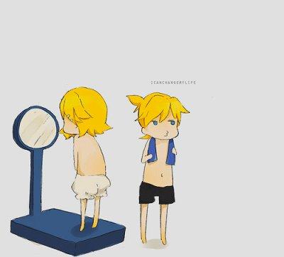 Rin & Len  ♪