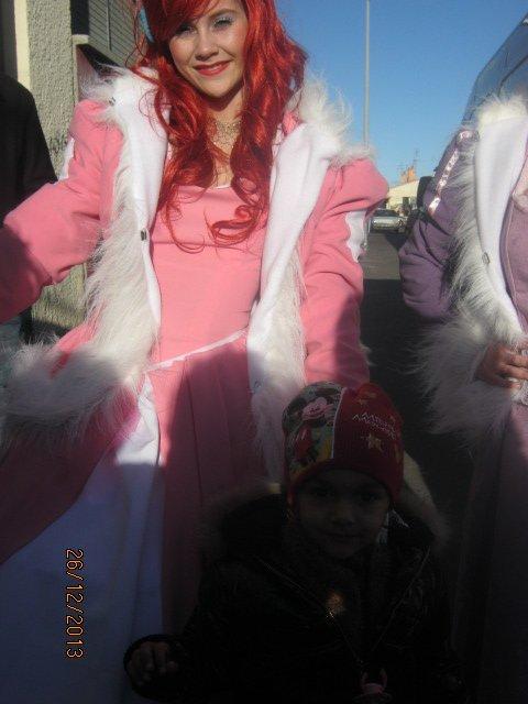 moi av les princesse