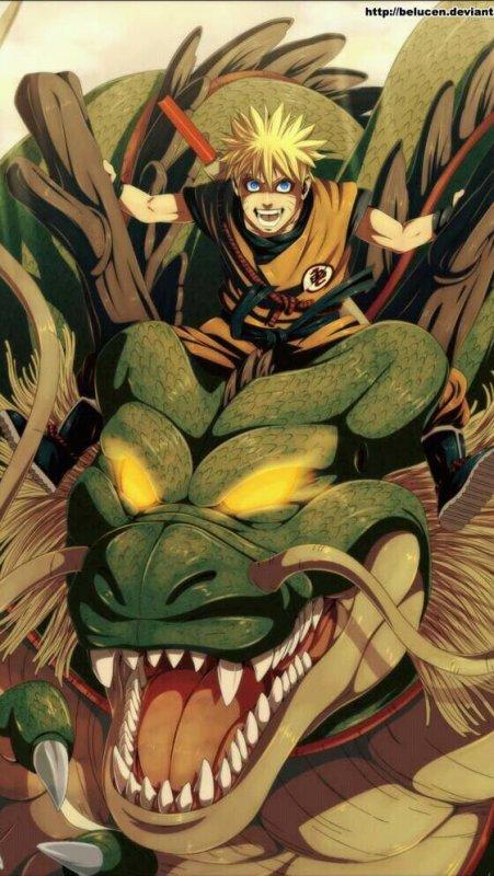 Naruto dbz