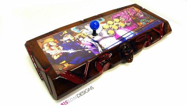 Stick Arcade Jojo ;-)