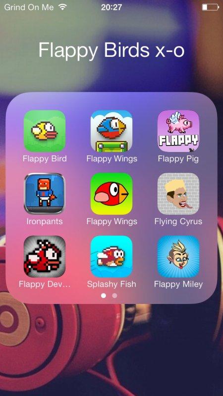 Flappy Birds :$