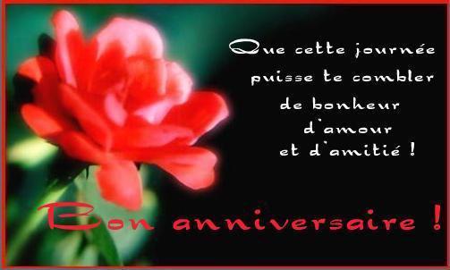 Joyeux Anniversaire A Mon Amie Annick Mille Bisous Du L Josie