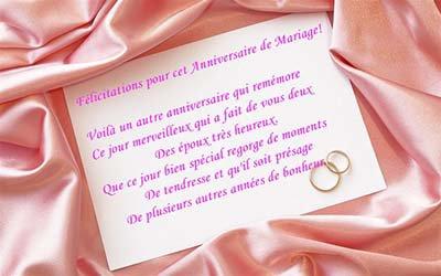 Joyeux anniversaire pour vos 50 ans de mariage je vous souhaite encore beaucoup d 39 ann es de - 15 ans de mariage c est les noces de quoi ...