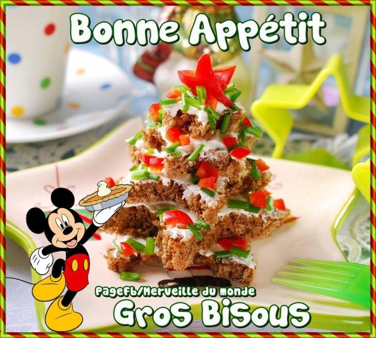 bonjour mes amis(e)s.. je vous souhaite un très bon appétit .. et un agréable après midi de jeudi .. bisous Josie
