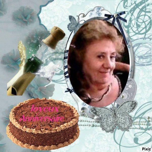 Joyeux Anniversaire Nini ( nicolemertz ) .. je te souhaite beaucoup de joie et de bonheur .... mille bisous du (l) Josie