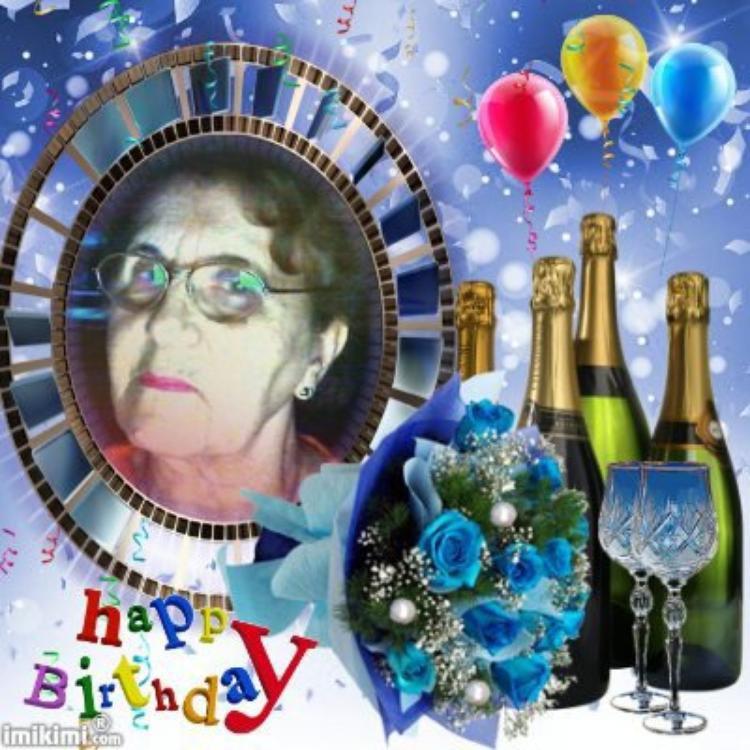 Cadeau magnifique de mon amie Nadine (49cibeline )..... Merci bisous Josie