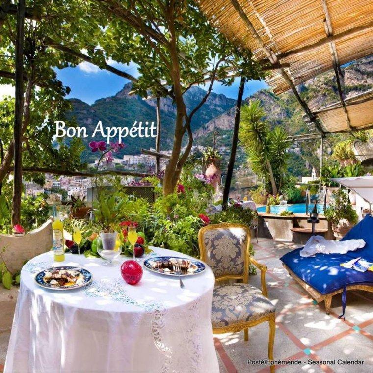 bonjour mes amis(e)s.. je vous souhaite un excellent appétit .. et un agréable après midi de mercredi, ici avec un temps ensoleillé et très chaud !!! .. bisous Josie