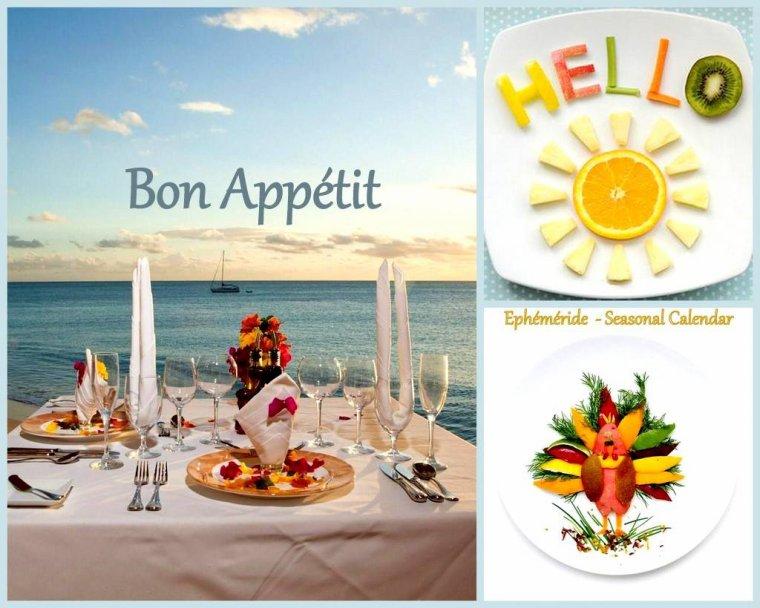 bonjour mes amis(e)s.. je vous souhaite un très bon appétit .. et un agréable après midi de samedi, avec un magnifique soleil, et un peu de vent qui rafraîchit la température .. ouf !!!! .. bisous Josie