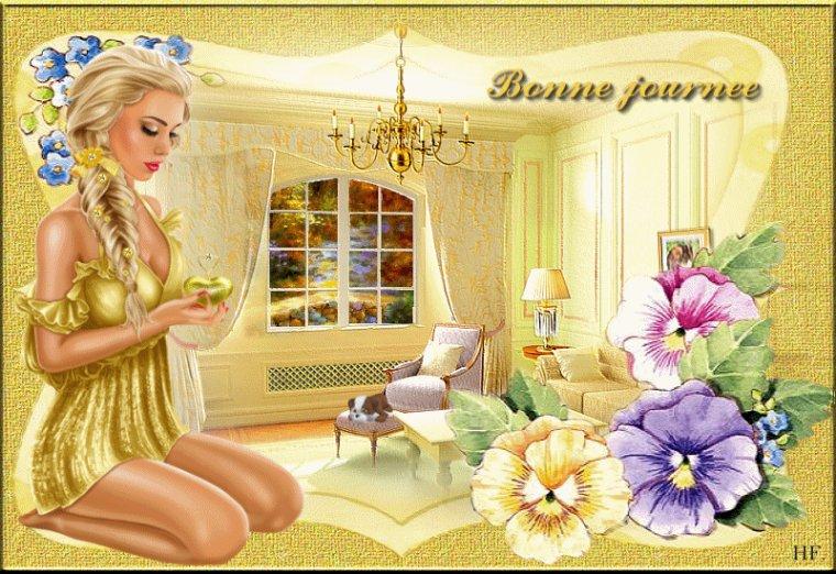 bonjour à tous mes amis(e)s .. je vous souhaite une belle journée de lundi ensoleillée..et un excellent début de semaine .. bisous Josie