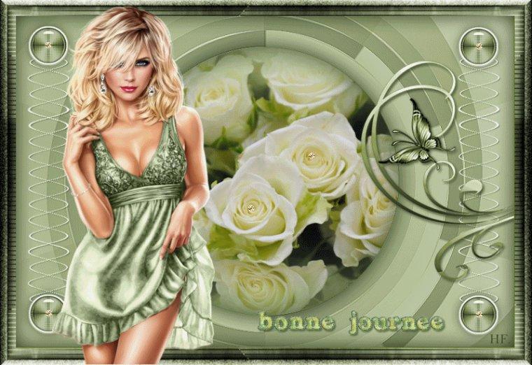 bonjour ! déjà mardi je souhaite à tous mes amis(e)s une belle journée ensoleillée ...bisous Josie