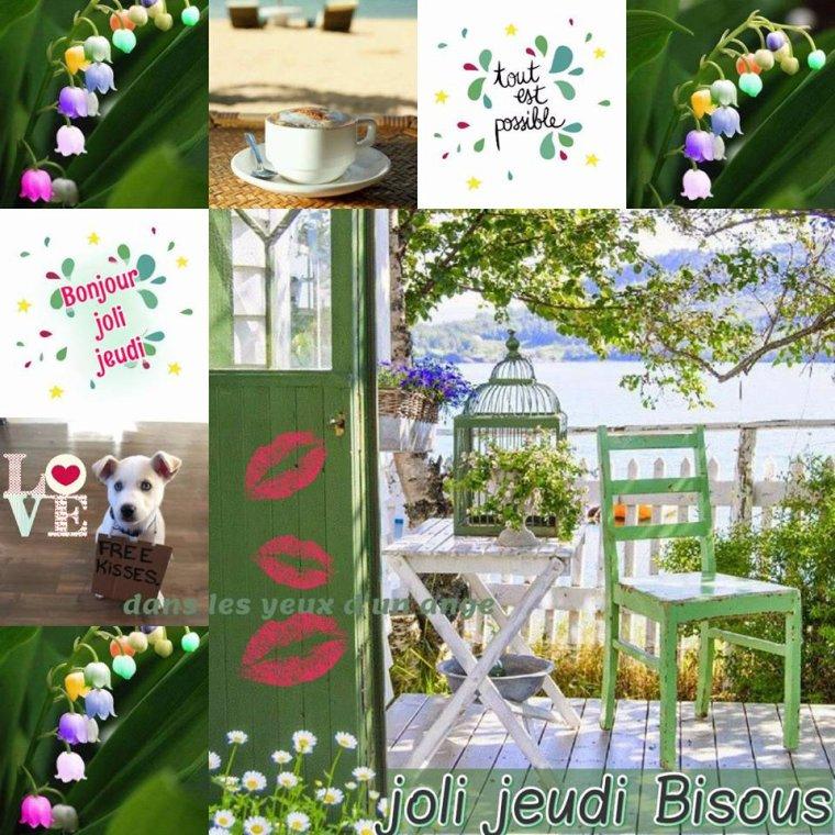 bonjour mes amis(e)s.. je vous souhaite un très bon appétit .. et un agréable après midi de jeudi, avec un magnifique temps estival .. bisous Josie