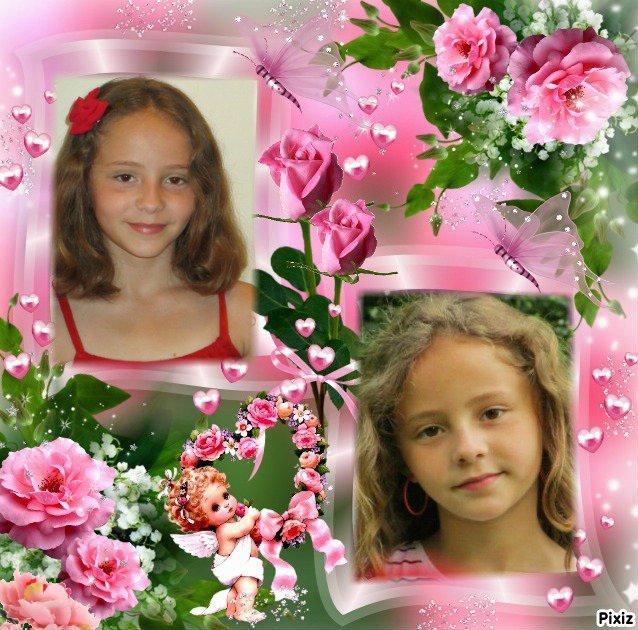 Cadeau pour mon amie Papillon17 .... Bisous Josie