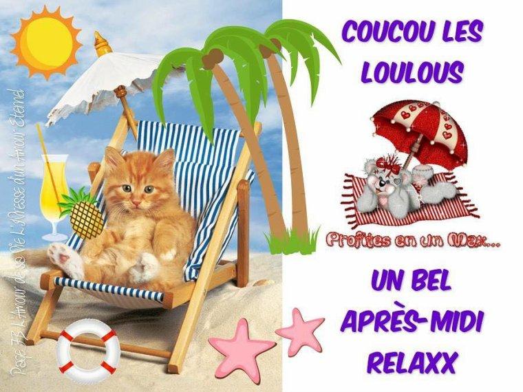 bonjour mes amis(e)s.. je vous souhaite un excellent appétit .. et un agréable après midi de mardi, avec soleil et toujours une grosse chaleur !!! .. bisous Josie