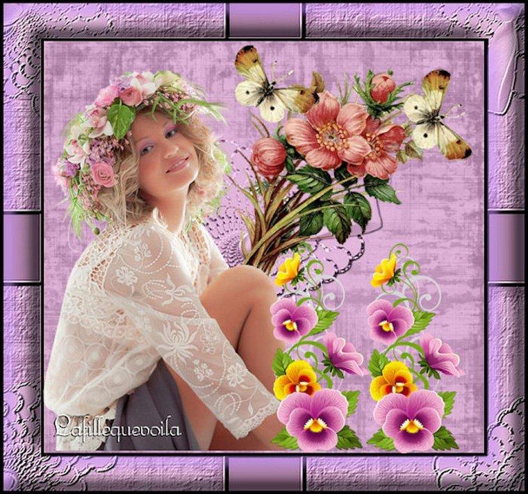 bonjour à tous mes amis(e)s .. je vous souhaite une belle journée de mercredi ensoleillée.. bisous Josie