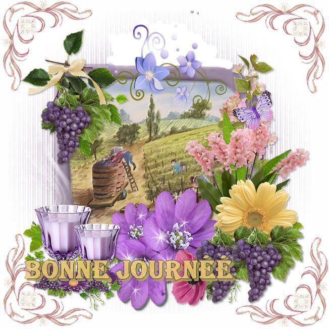bonjour à tous mes amis(e)s .. je vous souhaite une belle journée de lundi ensoleillée,dernier jour du mois de Juillet..et un excellent début de semaine .. bisous Josie