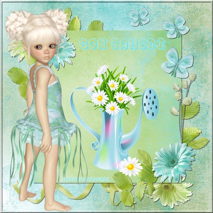 bonjour à tous mes amis(es) ... je vous souhaite une belle journée de samedi ensoleillée ... bisous Josie