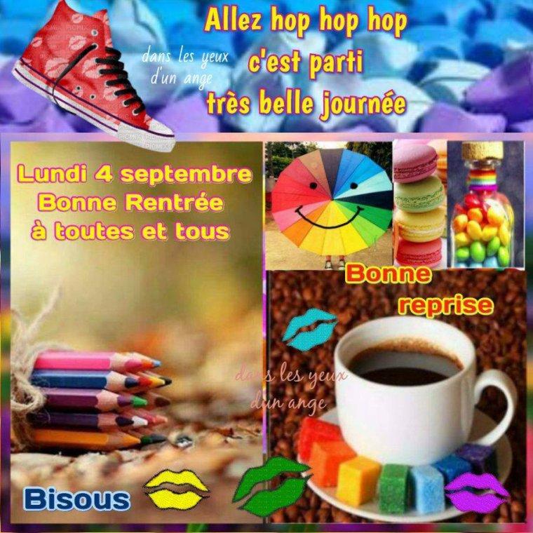 bonjour mes amis(e)s.. je vous souhaite un très bon appétit .. et un agréable après midi de lundi, ici avec un temps d'automne !!!  .. bisous Josie