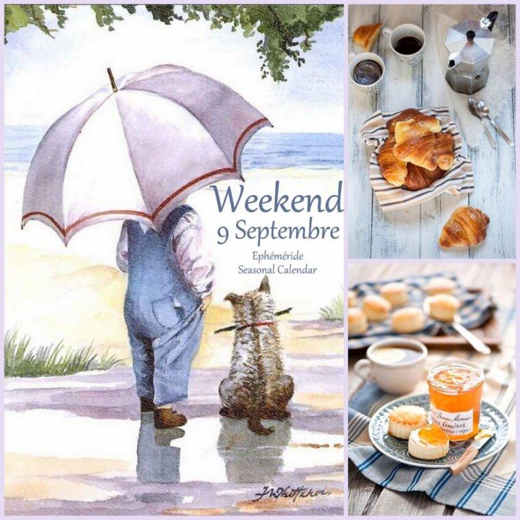 bonjour mes amis(e)s.. je vous souhaite un très bon appétit .. et un agréable après midi de samedi, ici avec la pluie !!! .. bisous Josie