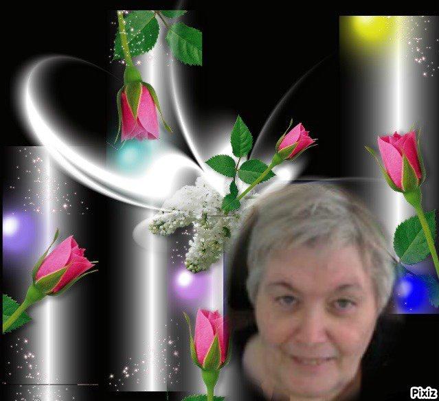 Cadeau d' amitié pour Aline ... Bisous Josie