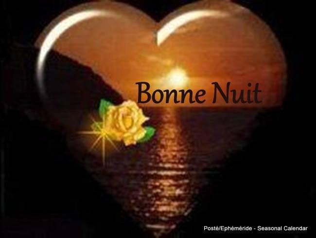 bonsoir à tous mes amis(es) .. je vous souhaite une belle soirée, et une nuit douce et tendre  .. bisous Josie