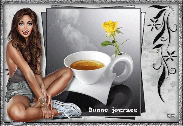 bonjour déjà mardi ! je souhaite à tous mes amis(es) une excellente journée... bisous Josie