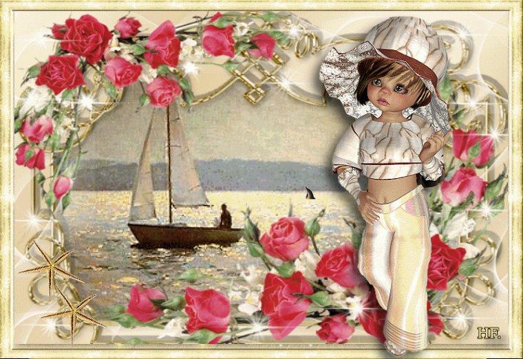 bonjour à tous mes amis(es) ... je vous souhaite une bonne journée de samedi ... bisous Josie